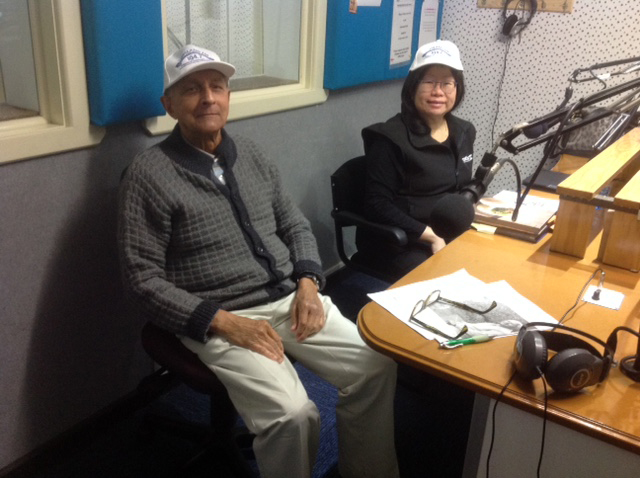 Catching Up with South Africa - Pat Bartholomeusz and guest presenter Dr Christine Lee