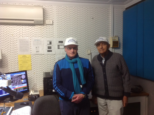 Catching up with South Africa - Pat Bartholomeusz and presenter Dr Michael Spisto