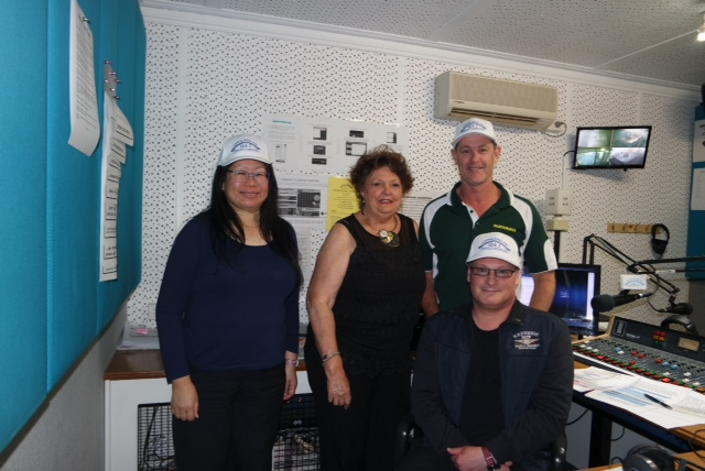 Catching Up with South Africa GippslandFM Russell Northe