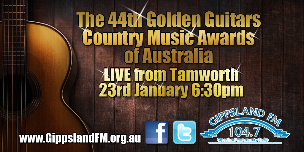 The 44th Golden Guitars Country Music Awards Live