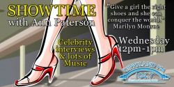 Showtime with Ann Paterson