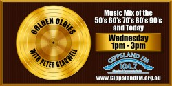Golden Oldies with Peter Gladwell