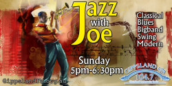 Jazz with Joe on Gippsland FM ashley wincer Teddy Mafia